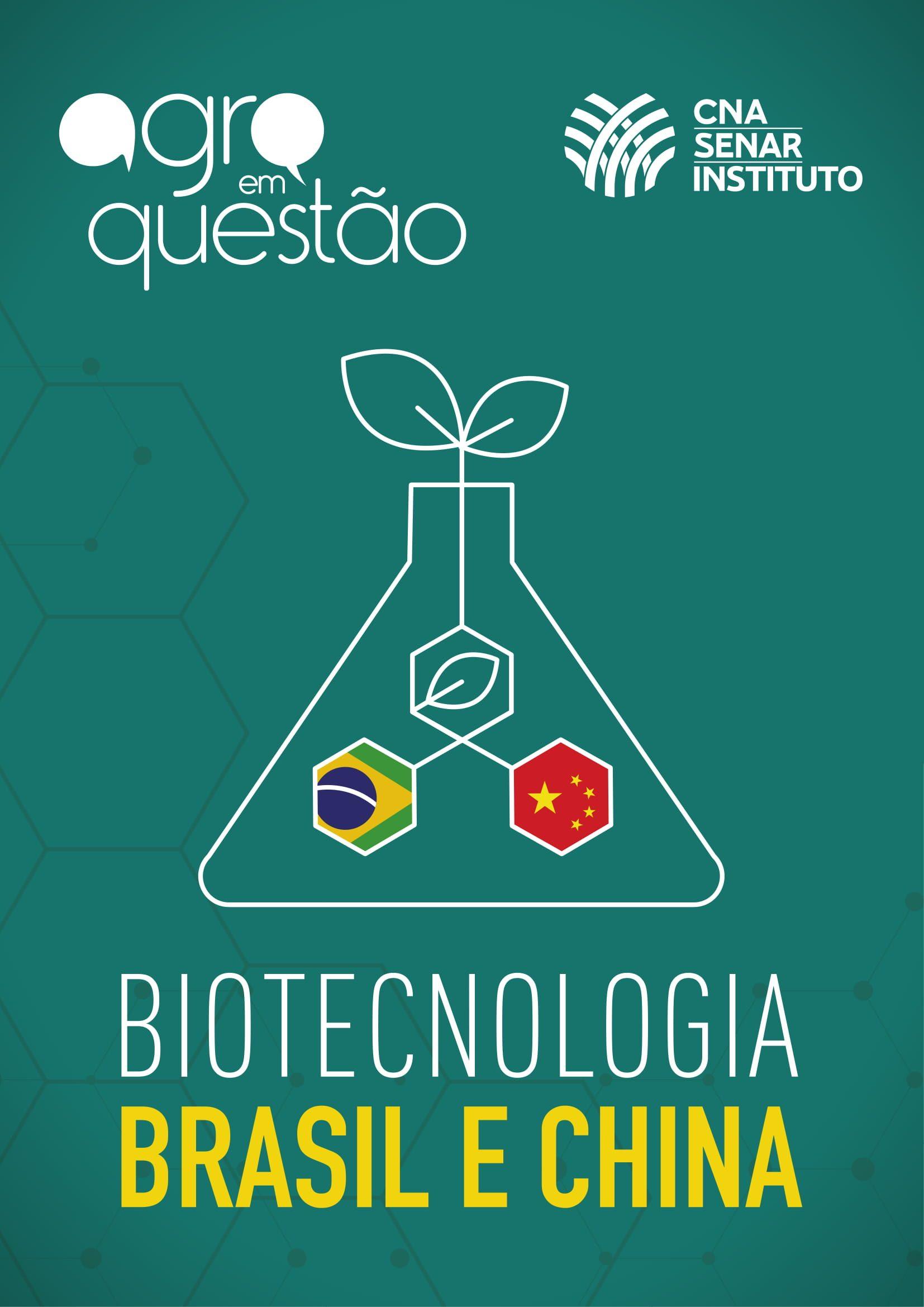 Agro em Questão: China e Brasil - Agricultura e Biotecnologia @ Brasília-DF