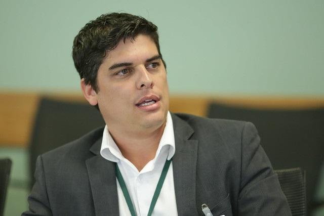 Mateus Tavares, coordenador do ABC Cerrado no Senar.