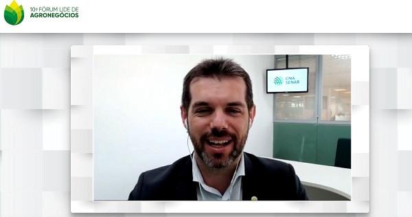 Bruno Lucchi, diretor técnico da CNA.