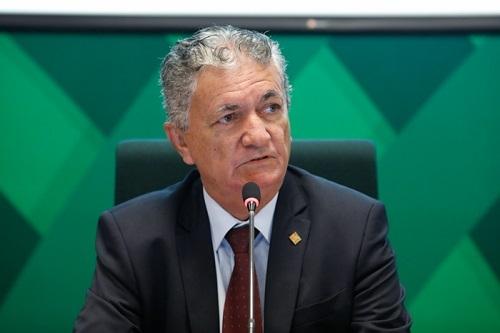 Mário Borba, vice-presidente da CNA