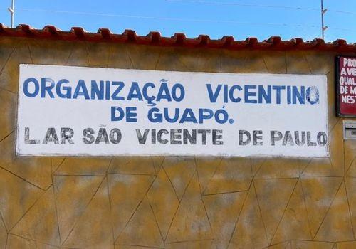 Lar de idosos em Goiás recebeu a ajuda do Agro Fraterno