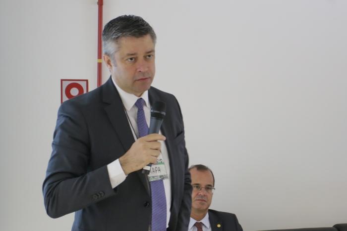 Diretor de Inovação do Mapa, Luís Cláudio França