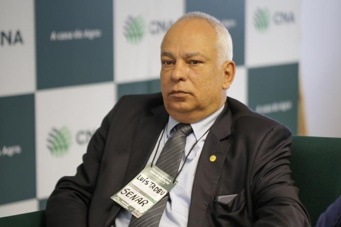 Diretor de Conhecimento e Inovação do Senar, Luís Tadeu Prudente.