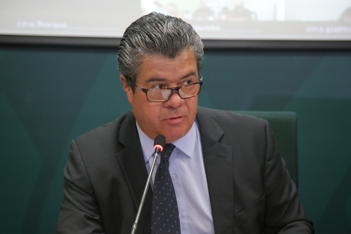 Presidente da Comissão da CNA e da Câmara Setorial do Mapa, Luiz Roberto Barcelos