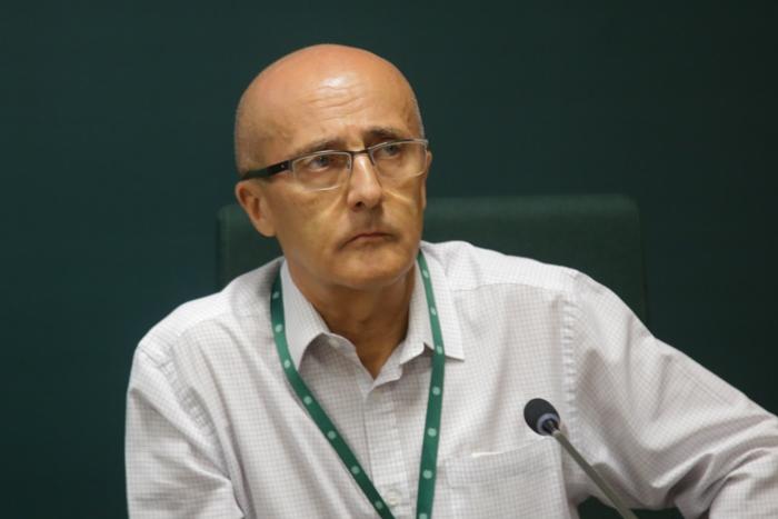 Gerente Técnico da Abrafrutas, Jorge de Sousa