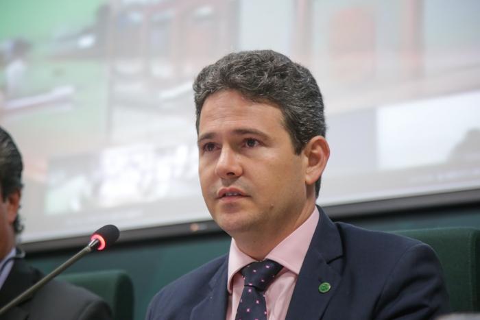 Carlos Goulart, Diretor do Departamento de Sanidade Vegetal e Insumos Agrícolas do Mapa.