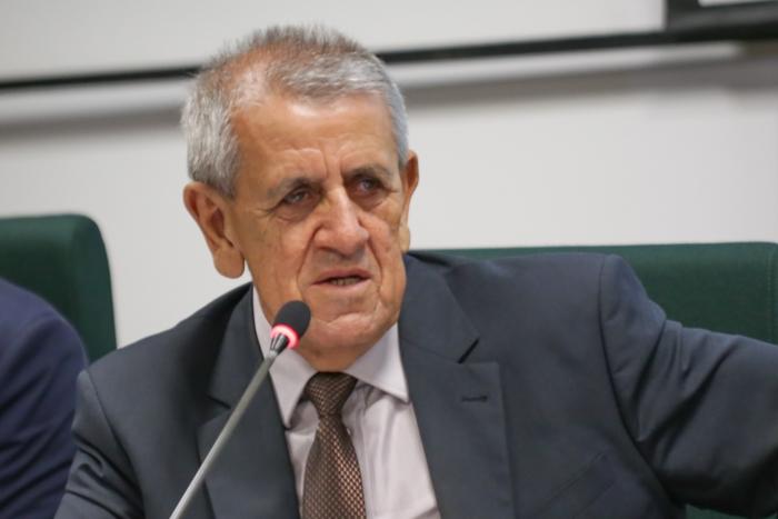 Pres. Comissão de Silvicultura da CNA, Walter Rezende.