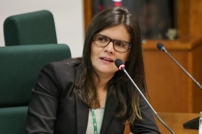 Elisângela Lopes, assessora técnica da CNA
