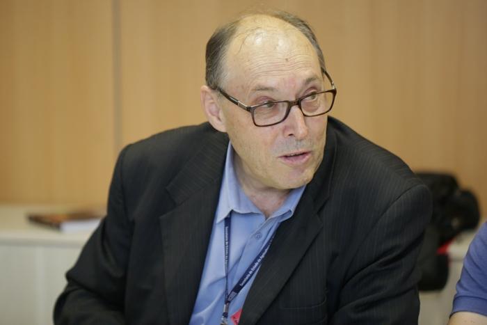 Hilário Gottselig, diretor de políticas da Agricultura Familiar e da Pesca de Santa Catarina