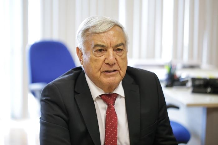 José Zeferino Pedrozo, presidente da FAESC e vice-presidente da CNA