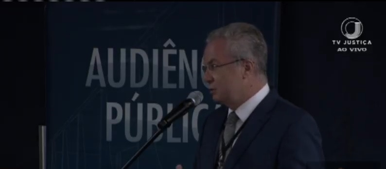 Rodrigo Justus, consultor de Meio Ambiente da CNA