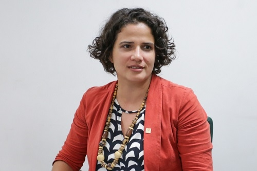 Ligia Dutra, Superintendente de Relações Internacionais da CNA