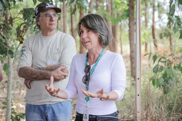 Cláudia Mendes, coordenadora executiva do Projeto Biomas na CNA