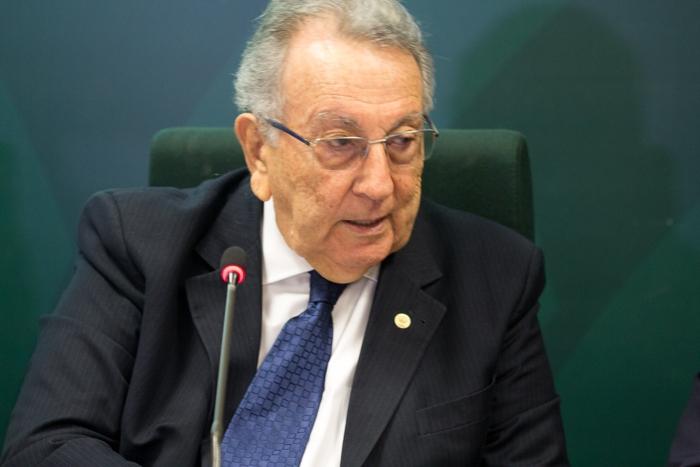 João Martins, presidente da CNA