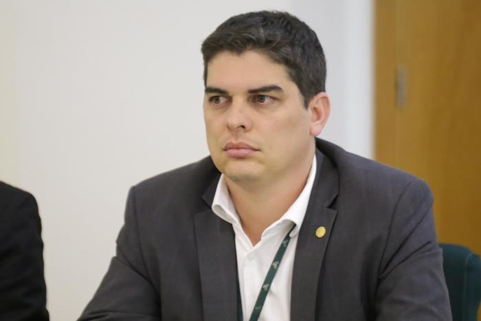o coordenador técnico do ABC Cerrado no Senar, Mateus Tavares