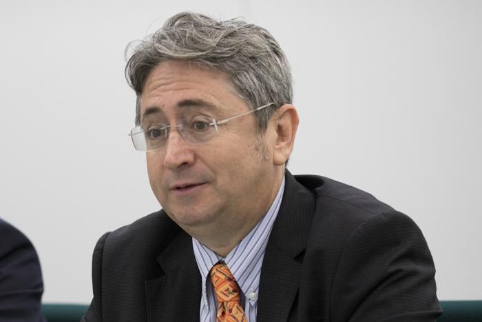 o gerente do Projeto ABC Cerrado no Banco Mundial, Maurizio Guadagni
