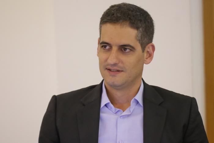 o auditor fiscal do Ministério da Agricultura, Sidney Medeiros