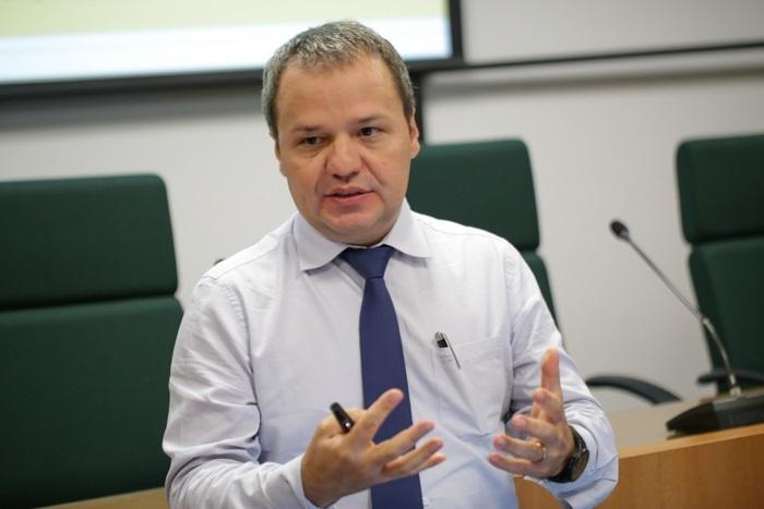 Thiago Masson, professor da Faculdade CNA e assessor de Relações Internacionais da CNA
