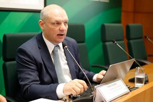 Pedro Loyola, presidente em exercício da Comissão Nacional de Política Agrícola