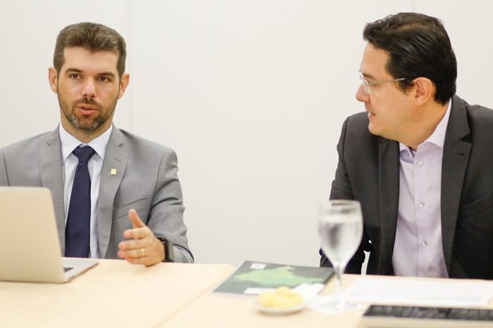 Bruno Lucchi e Artur Milanez