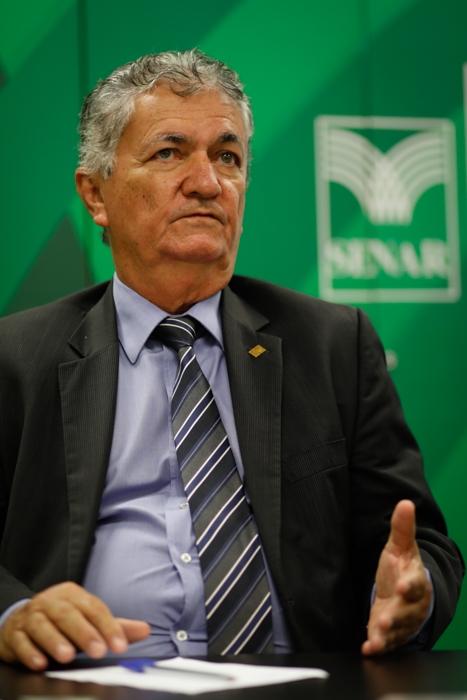 Vice-presidente da CNA, Mário Borba