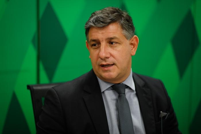 Diretor-geral do Senar, Daniel Carrara