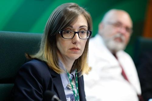Ana Lígia, assessora técnica da CNA