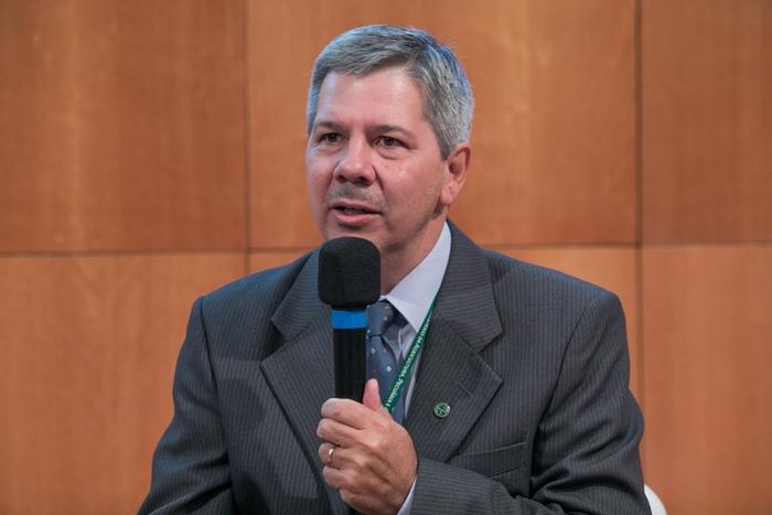 Elvison Nunes, coordenador-geral de Mudanças Climáticas do Mapa