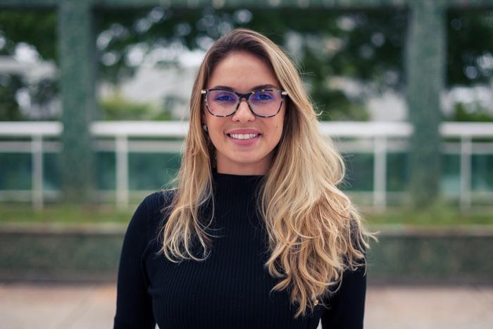 A coordenadora nacional do Senar SuperAção Brumadinho, Luana Frossard