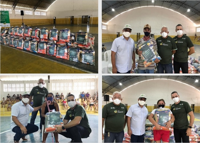 Doações no Rio Grande do Norte